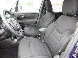 2017 Jeep Renegade Latitude 4x4 Front Seat