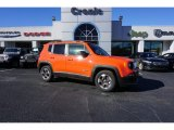 2017 Omaha Orange Jeep Renegade Sport #117319280