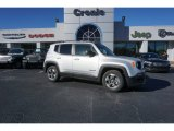 2017 Glacier Metallic Jeep Renegade Sport #117319278