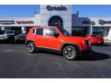 2017 Colorado Red Jeep Renegade Sport #117319277
