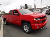 Red Hot Chevrolet Silverado 1500 in 2017