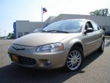 2002 Light Almond Pearl Metallic Chrysler Sebring LXi Sedan #11712154