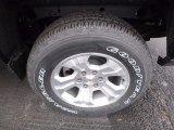 2017 Chevrolet Silverado 1500 LT Crew Cab 4x4 Wheel