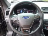 2017 Ford Explorer Limited 4WD Steering Wheel