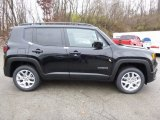 Black Jeep Renegade in 2017