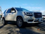 2013 Summit White GMC Acadia SLT #117319117