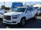 2016 Summit White GMC Acadia SLT AWD #117319188