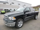 2017 Ram 1500 Black Forest Green Pearl