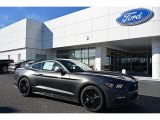 2017 Magnetic Ford Mustang Ecoboost Coupe #117319233