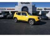 2017 Solar Yellow Jeep Renegade Sport #117319282