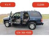 2004 Dark Blue Metallic Chevrolet Tahoe LS 4x4 #117348348