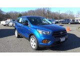 2017 Lightning Blue Ford Escape S #117357568