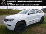 2017 Bright White Jeep Grand Cherokee Laredo 4x4 #117365795
