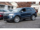 2017 Blue Jeans Ford Explorer Limited 4WD #117365870