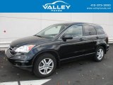 2011 Crystal Black Pearl Honda CR-V EX 4WD #117391339