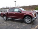 2017 Bronze Fire Ford F150 XLT SuperCrew 4x4 #117391415