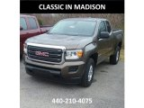 2017 GMC Canyon Extended Cab 4x4