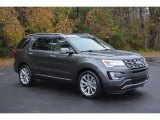 2016 Magnetic Metallic Ford Explorer Limited #117391517