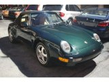 1997 Porsche 911 Forest Green Metallic