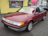 Mercury Sable 1987 Data, Info and Specs