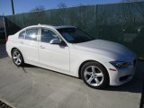 2014 Alpine White BMW 3 Series 320i xDrive Sedan #117412371