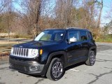 2017 Jeep Renegade Black