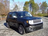 2017 Jeep Renegade Limited 4x4 Front 3/4 View