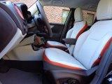 2017 Jeep Renegade Limited 4x4 Bark Brown/Ski Grey Interior