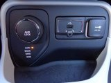 2017 Jeep Renegade Limited 4x4 Controls