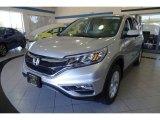 2016 Alabaster Silver Metallic Honda CR-V EX #117412312