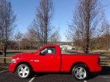 2017 Flame Red Ram 1500 Sport Regular Cab #117412011