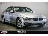 2017 Glacier Silver Metallic BMW 3 Series 330i Sedan #117412237