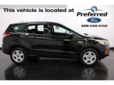 2017 Shadow Black Ford Escape S #117411982