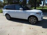 2016 Yulong White Metallic Land Rover Range Rover Supercharged #117412336