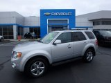 2012 Ingot Silver Metallic Ford Escape Limited V6 4WD #117434722