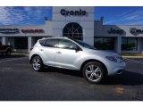 2012 Brilliant Silver Nissan Murano LE #117434761