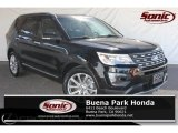 2016 Shadow Black Ford Explorer Limited #117434715