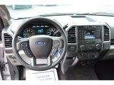 2017 Ford F150 XLT SuperCab Dashboard