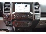 2017 Ford F150 XLT SuperCrew 4x4 Controls