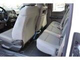 2017 Ford F150 XL SuperCab Rear Seat