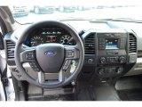 2017 Ford F150 XL SuperCab Dashboard