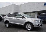 2017 Ingot Silver Ford Escape SE #117434707