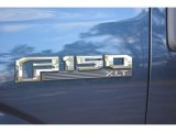 2017 Ford F150 XLT SuperCab Marks and Logos
