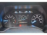 2017 Ford F150 XL Regular Cab Gauges