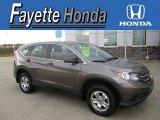 2014 Urban Titanium Metallic Honda CR-V LX AWD #117434914