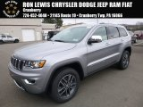 2017 True Blue Pearl Jeep Grand Cherokee Limited 4x4 #117434684