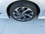 Toyota Corolla iM Wheels and Tires