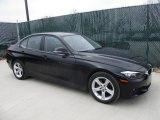 2014 Jet Black BMW 3 Series 320i xDrive Sedan #117460082
