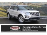 2016 Ingot Silver Metallic Ford Explorer Limited 4WD #117459634