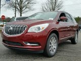 2017 Buick Enclave Crimson Red Tintcoat